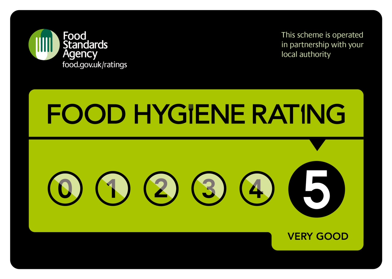 FSA Hygiene Rating logo