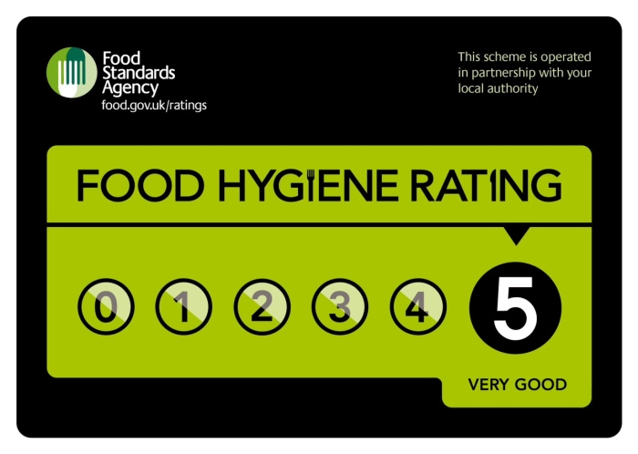 FSA Hygiene Rating logo